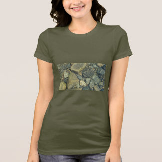 Camiseta Canadá balança o t-shirt da terra