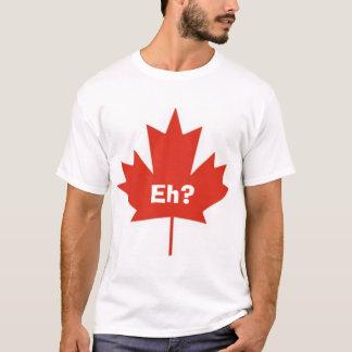 Camiseta Canadá Eh?