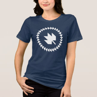 Camiseta Canadenses no t-shirt de QuiltCon