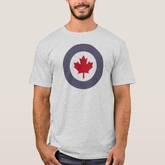 Camiseta Canadian Air Force roundel/emblem amazing t-shirt