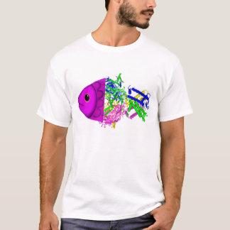 Camiseta Canal duvidoso do potássio