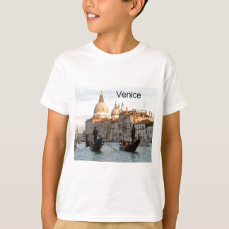 Camiseta Canal grande de Italia Veneza (St.K)