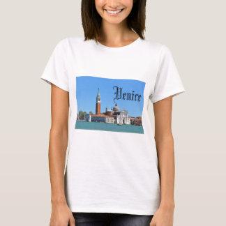 Camiseta Canal grande, Veneza, Italia