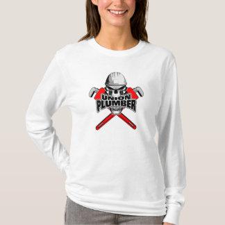 Camiseta Canalizador da união: Chaves do crânio e de