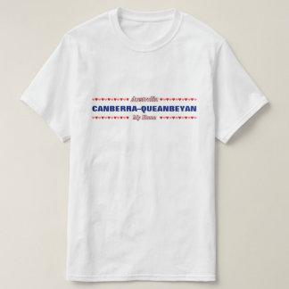 Camiseta CANBERRA-QUEANBEYAN - Minha casa - Austrália;