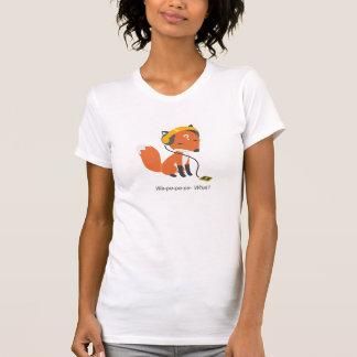 Camiseta Canção do Fox