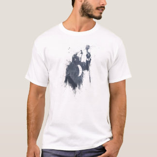 Camiseta Canção do lobo (azul)