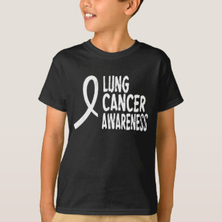 Camiseta Câncer pulmonar