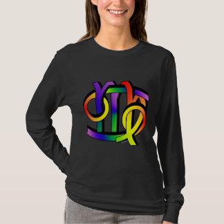 Camiseta Cancer & Virgo GLBT