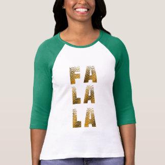 Camiseta canções de natal do xmas do design do t-shirt do