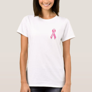 Camiseta cancro da mama do sobrevivente