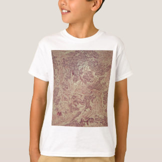 Camiseta Cancro da mama sob o microscópio