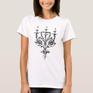 Camiseta Candelabros
