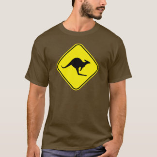 Camiseta Canguru