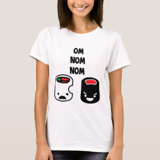 Camiseta Canibal do sushi