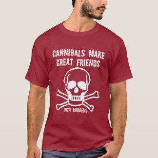 Camiseta Canibal engraçados