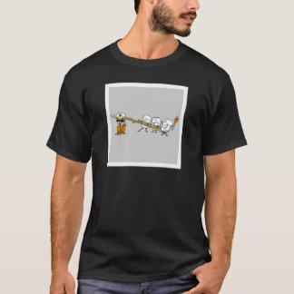 Camiseta canibals saborosos