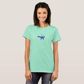Camiseta Canoa e pás