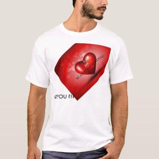 Camiseta Cantão que tende o t-shirt