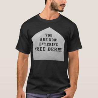 Camiseta canto derry livre