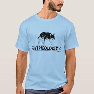 Camiseta Cão australiano cómico do gado