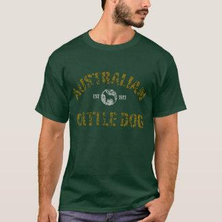 Camiseta Cão australiano do gado