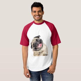 Camiseta Cão bonito dos espanadores