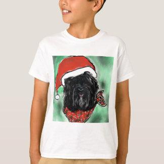 Camiseta Cão da seda de Havana