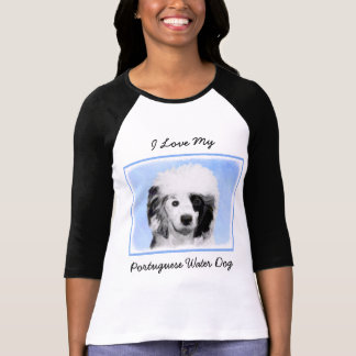 Camiseta Cão de água português