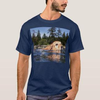 Camiseta Cão de água - t-shirt