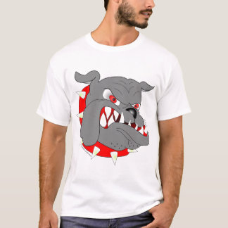 Camiseta Cão de diabo