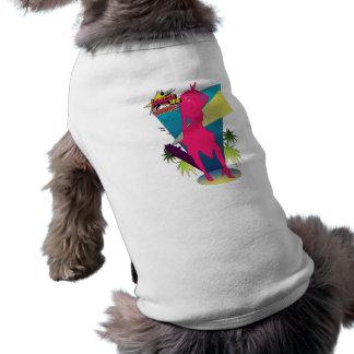 Camiseta Cão de JemCon 2010/t-shirt do animal de estimação