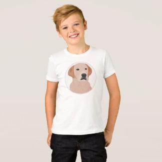 Camiseta Cão de labrador retriever