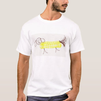 Camiseta Cão de milho