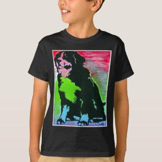 Camiseta Cão de montanha de Bernese