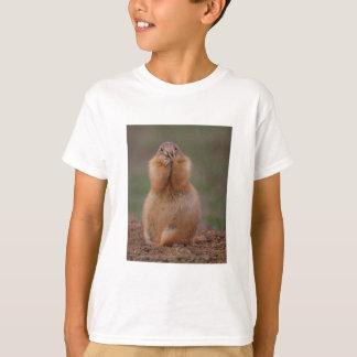 Camiseta Cão de pradaria