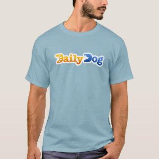 Camiseta Cão diário