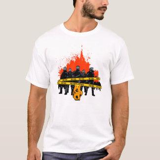 Camiseta Cão do motim