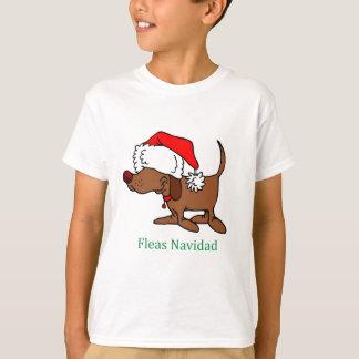Camiseta Cão do Natal