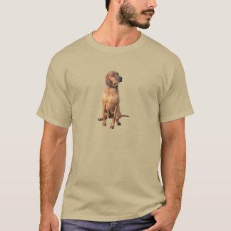Camiseta Cão do racum de Redbone (a)