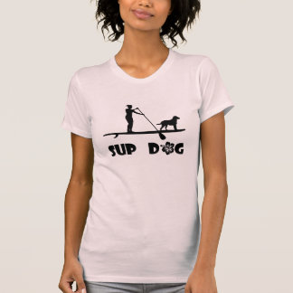 Camiseta Cão do SUP - menina