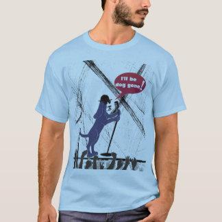 Camiseta cão ido