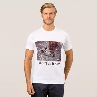 Camiseta Cão impertinente do pugilista