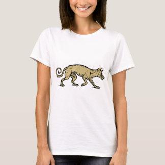 Camiseta Cão irritado