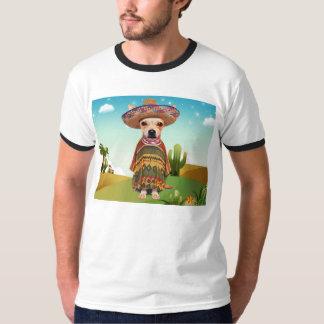 Camiseta Cão mexicano, chihuahua