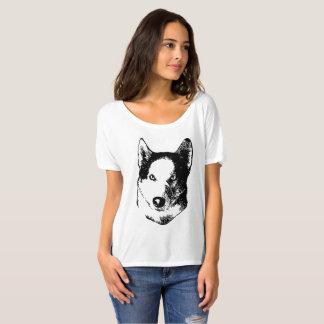 Camiseta Cão ronco