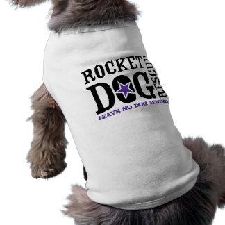 Camiseta Cão T de RDR (dobrado)