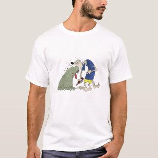Camiseta Cão Vomiting