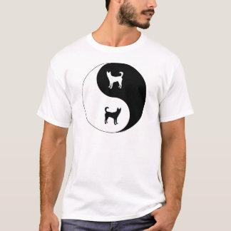 Camiseta Cão Yin Yang de Canaan