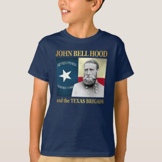 Camiseta Capa e a brigada de Texas